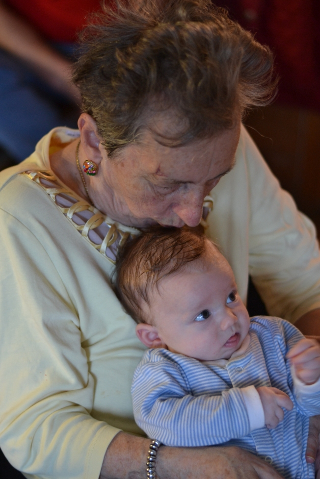 Nannie and Jude