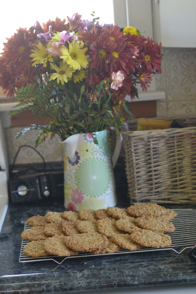 Canadian Oatmeal Shortbread Cookies